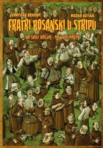 Fratri bosanski u stripu