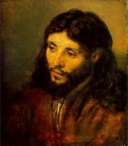 Isus by Rembrandt