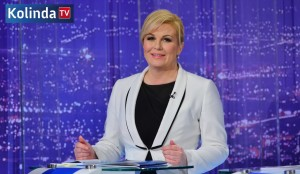 Kolinda GK na Kolinda TV
