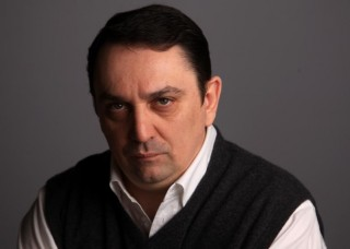 09.03.2011. Zagreb - Romano Bolkovic, novinar i kolumnist. Photo: Boris Scitar/PIXSELL
