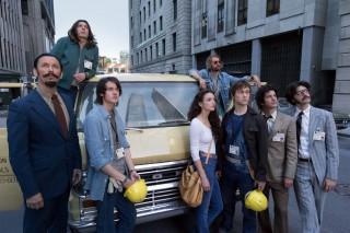 Glumačka situacija 3: Redatelj vam je rekao da stanete u scenografiju čiji prvi blok možda izgleda kao Downtown Manhattan, ali ostatak je prije Downtown Nova Gradiška, i zagledate se otprilike u vrh WTC-a. I cut! Kruh sa sedam kora