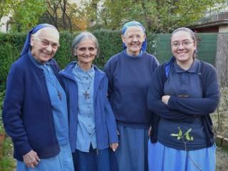 Zajednica Isusovih malih sestara Foto: Drago Pilsel