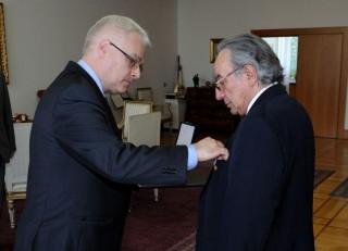 Ivo Josipović i Ivo Jelić