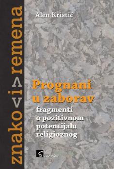 Alen Kristić-Prognani u zaborav-naslovnica