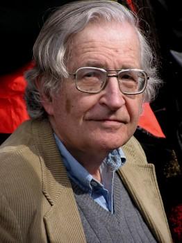Noam Chomsky Foto: Wikipedija