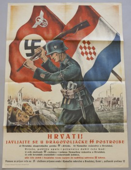 Ustaše Hrvati u SS-u