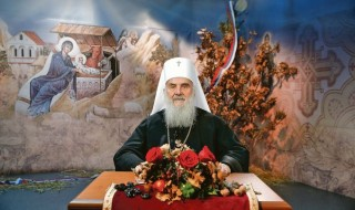 Patrijarh Irinej Foto: Pdja Milosavljević
