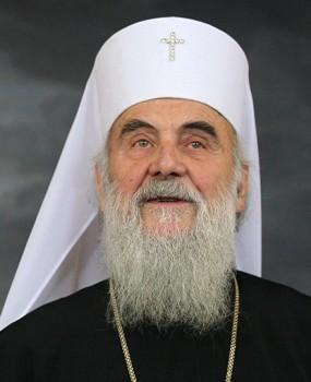 Patrijarh Irinej Foto: Blic