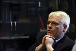Ivo Josipović Foto: Ekspres