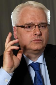 Ivo Josipović Foto: Pixsell