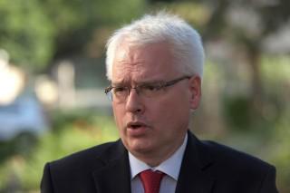 Ivo Josipović Foto. Pixsell