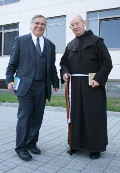Peter Kuzmič i Bonaventura Duda