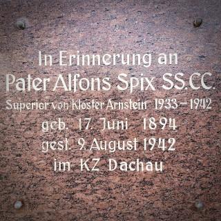 Alfons Spix - tabla