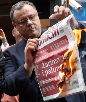 Dražen Keleminec pali Novosti