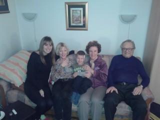 Obitelj detiček