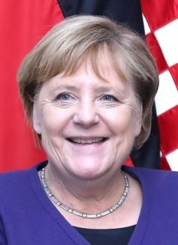 Angela Merkel Foto: Patrik Macek/PIXSELL