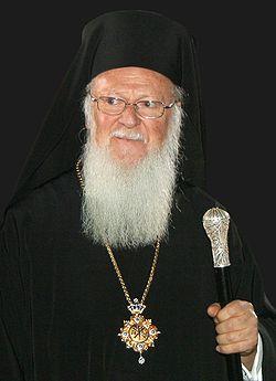 Patrijarh Bartolomej Foto: Wikipedija