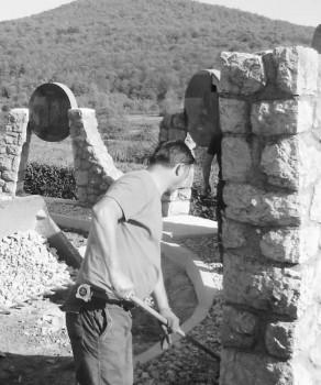 Spomenik premjestili na pravoslavno groblje – Josipdol