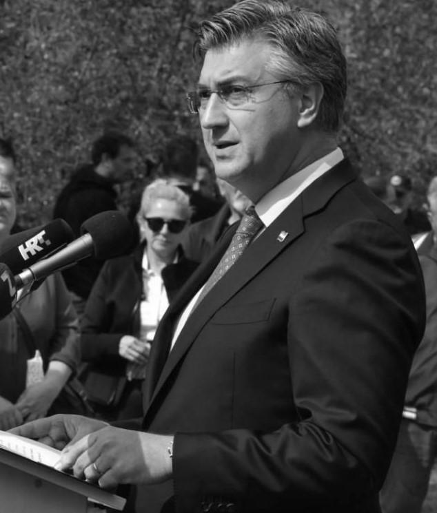 Plenković: Svi trebamo preuzeti odgovornost za ratne zločine