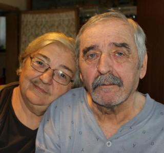 Božica Ras i Stevan Martinović
