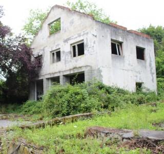 Lisičine – mrtvo selo na Papuku
