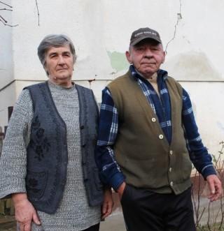 Anka i Dušan Vinčić iz Kuljana kraj Kostajnice