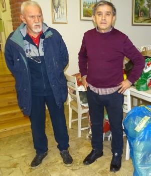 Branko Brkljač i Stojan Latinović u SPD Privrednik