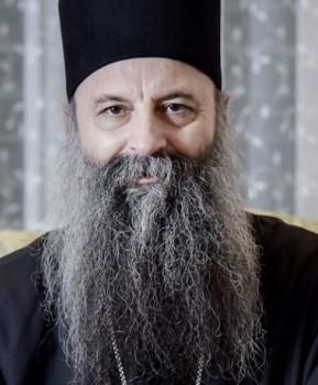 Patrijarh Porfirije Perić
