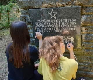 partizansko-groblje
