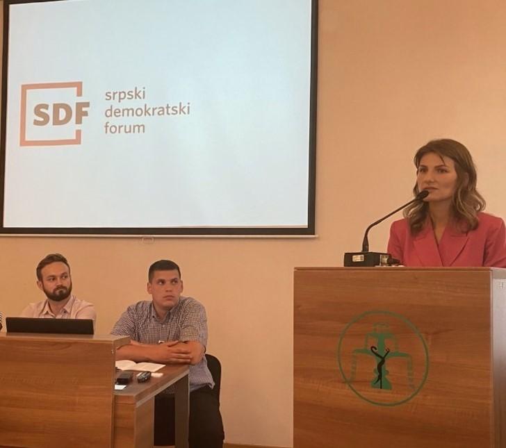 VIDEO: Za novih 30 godina SDF-a