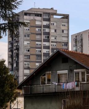 Otvoren je novi rok za podnošenje zahtjeva za otkup stanova (foto Sanjin Strukić/PIXSELL)