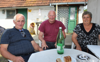 Dragan Stojić, Branko Miletić i Dragica Bogdanović