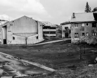 Kompleks u kojem je smještena Područna škola Drežnica